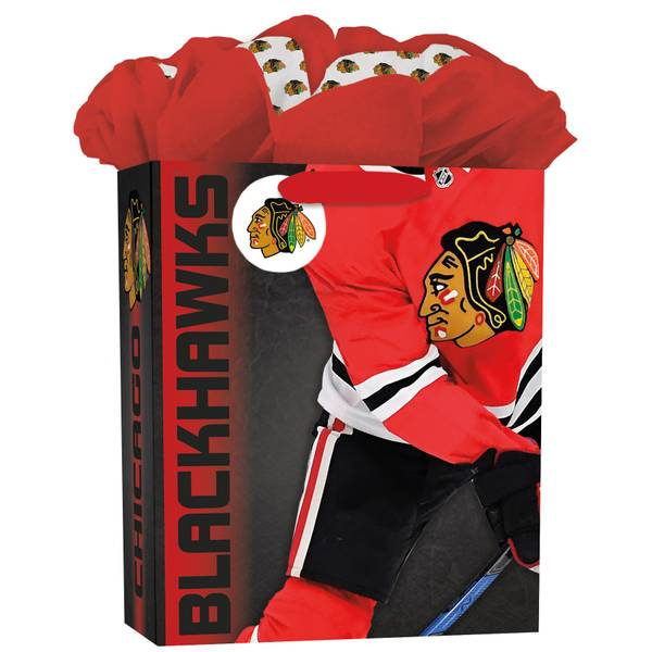 Chicago Blackhawks Large Gogo Bags