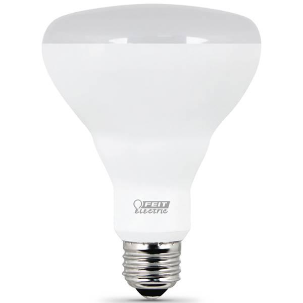 4-Pack 9W/65W BR30 LED Bulb