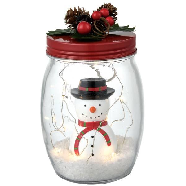 Frosty Lightscape
