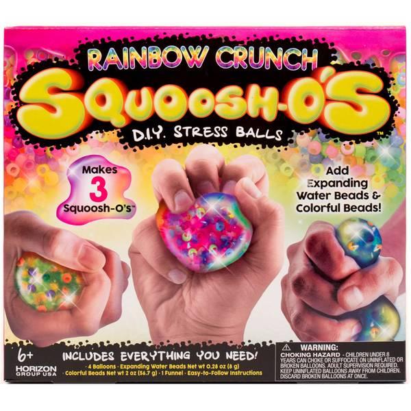 Rainbow Crunch Squoosh-O's