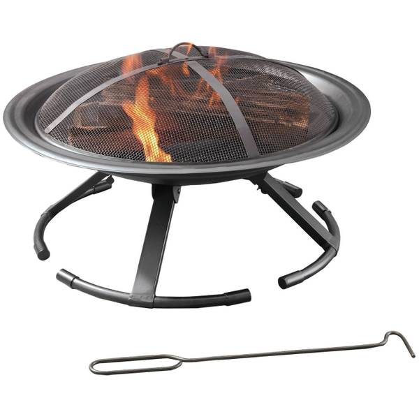 Grab n' Go Portable Fire Pit