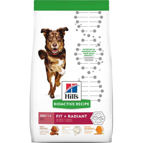 21.5 lb Fit + Radiant Adult Dry Dog Food