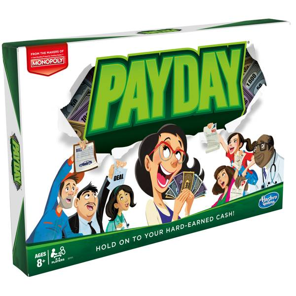 Monopoly Payday Game