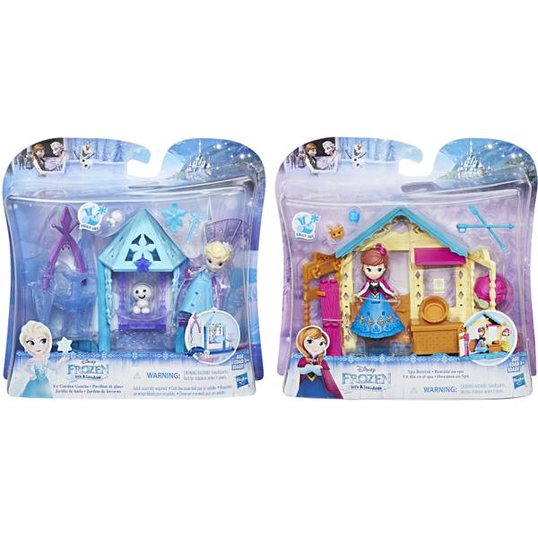 Frozen Small Doll Mini Playset Assorted