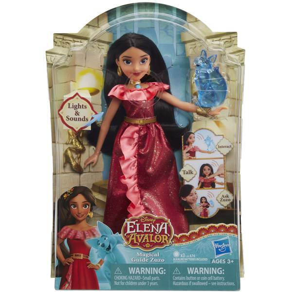 Elena Fashion Doll with Magic