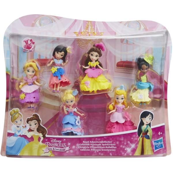 Disney Princess Royal Adventure Collection