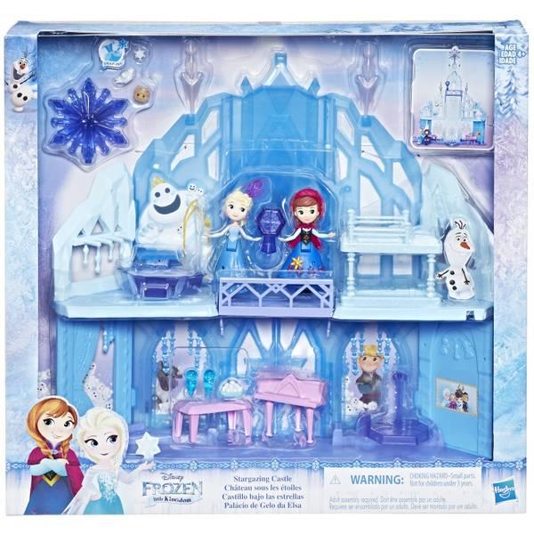 Frozen Stargazing Castle