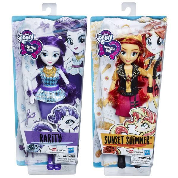 My Little Pony Equestria Girls Classic Core Doll Assortment