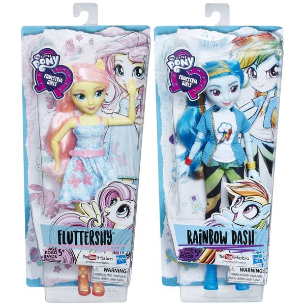 My Little Pony Equestria Girls Classic Non-Core Doll Assortment