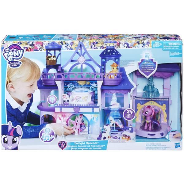 My Little Pony Twilight Magical School Friendship