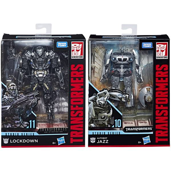 Transformers Generations Studio Deluxe Figure Assortment