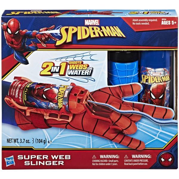 Spiderman Super Web Slinger Assortment