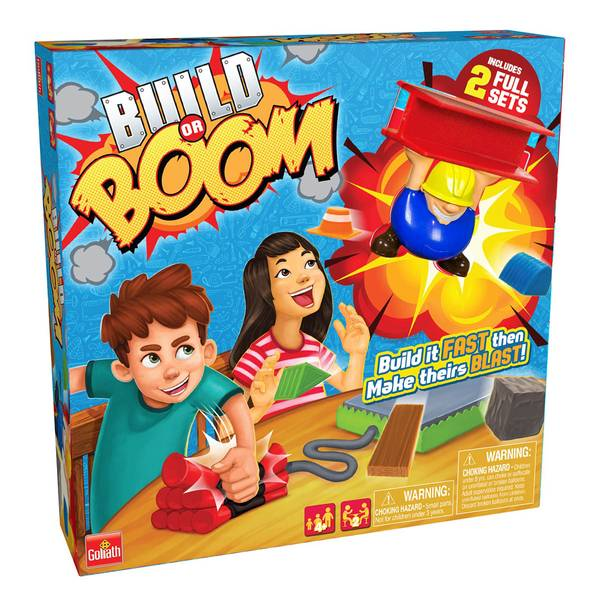 Build or Boom Game