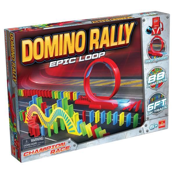 Domino Rally Epic Loop