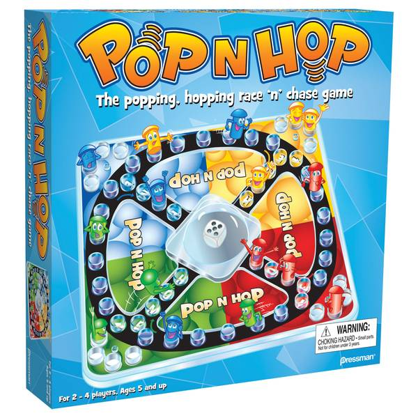 Pop N Hop Game