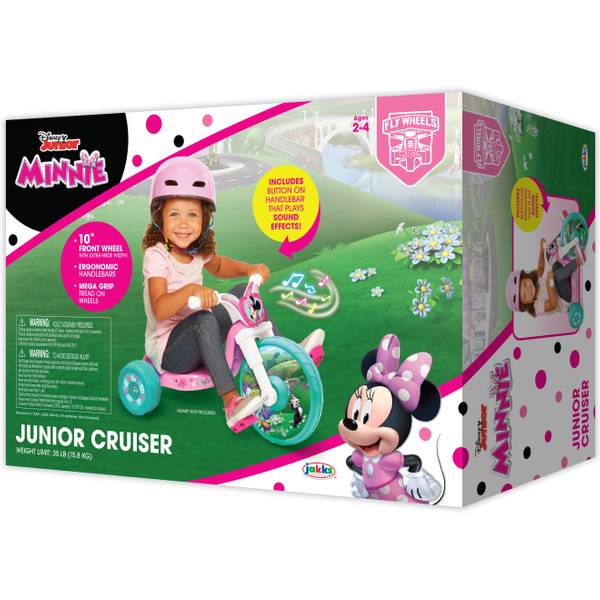 """FLY Wheels 10"""" Minnie Junior Cruiser"""
