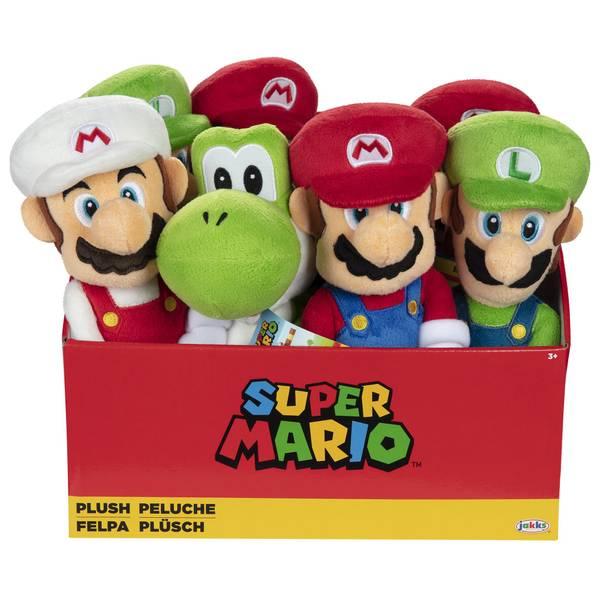 Nintendo Plush Assortment