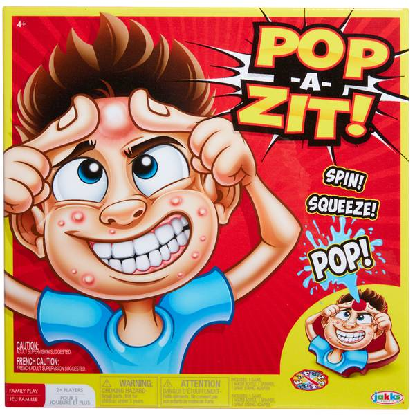 Pop-A-Zit Game