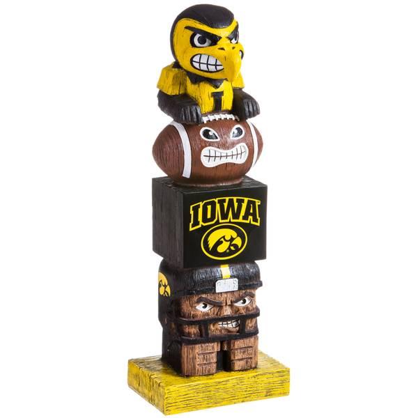 Iowa Hawkeyes Tiki Tiki Totem