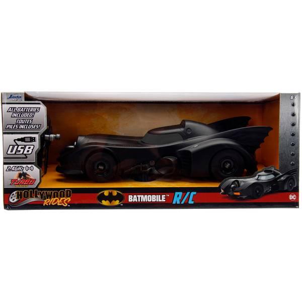 1989 Batmobile Hollywood Rides