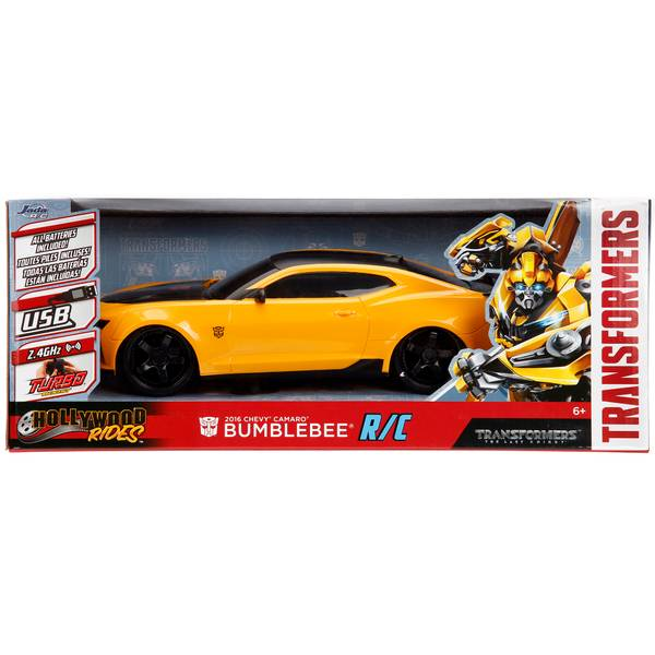Transformers Bumblebee Hollywood Rides