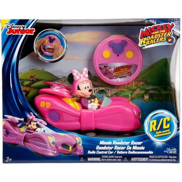 Fly Wheels Disney Junior Minnie Roadster Racer