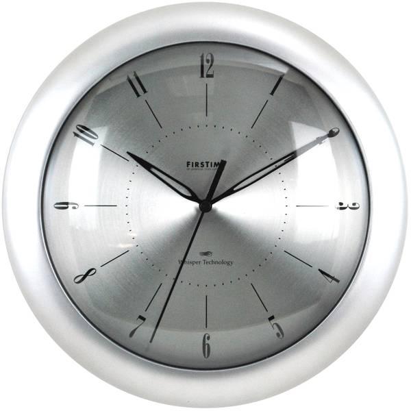 """11"""" Plasma Steel Wall Clock"""