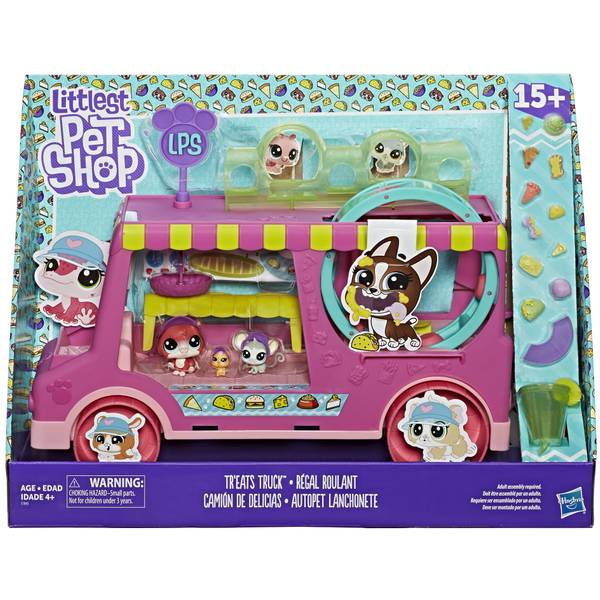 LPS Treats Truck Playset