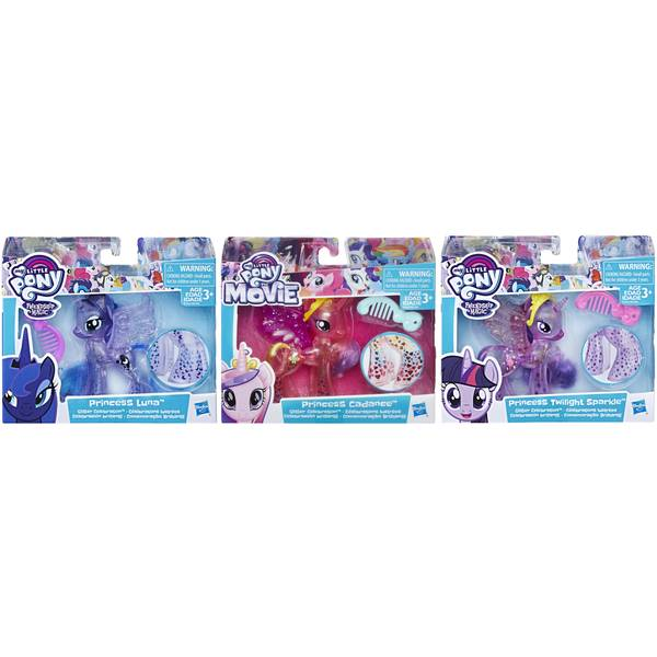 Glitter Celebration Pony Assortment