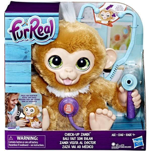Fur Real Check Up Zandi
