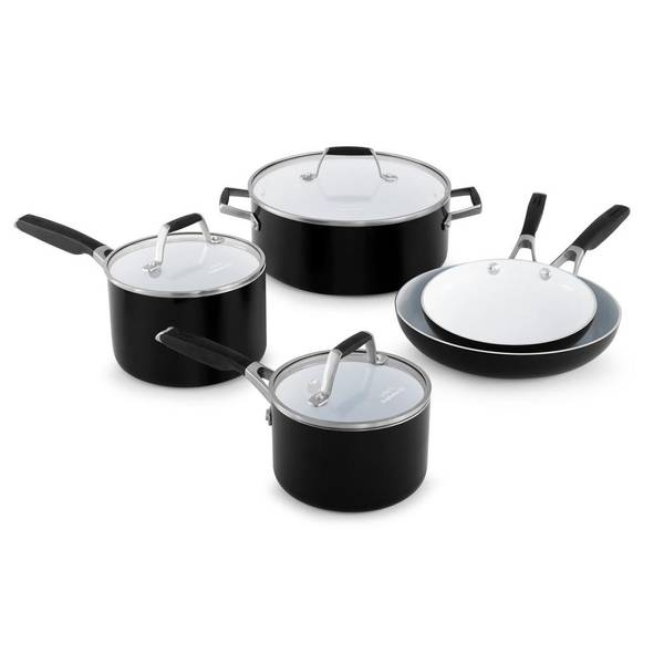 Select 8-Piece Ceramic Cookware Set