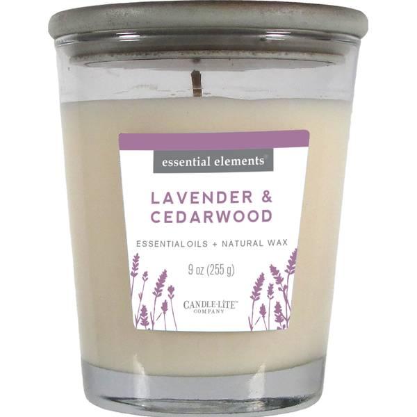 9 oz Lavendar & Cedarwood Candle