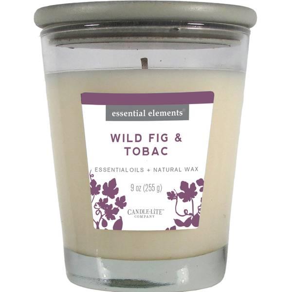 9 oz Wild Fig & Tobac Candle