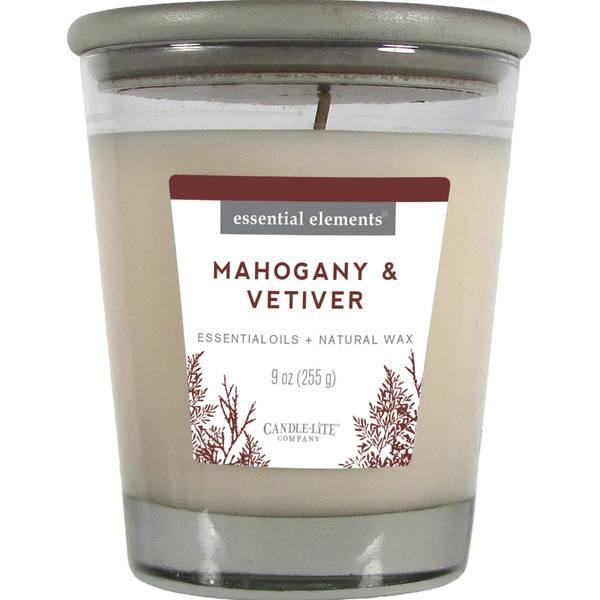 9 oz Mahogany & Vetiver Candle