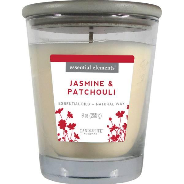 9 oz Jasmine & Patchouli Candle