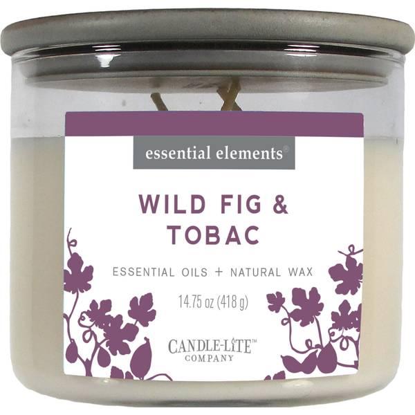 14.75 oz Wild Fig & Tobac Candle