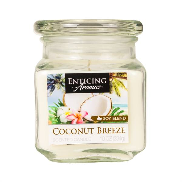 10oz Coconut Breeze Candle