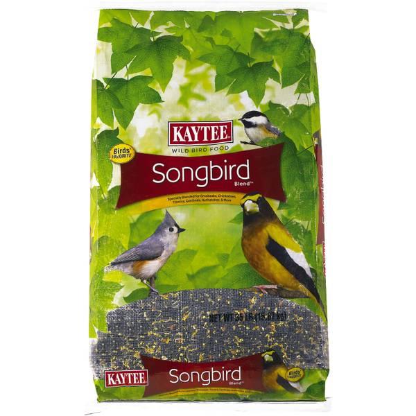 35 lb Songbird Blend Bird Food