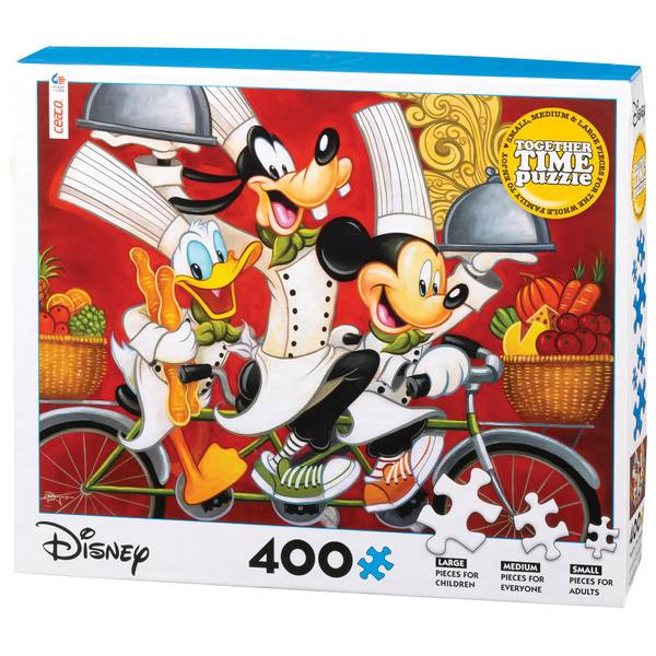 400-Piece Together Time Holiday Puzzle