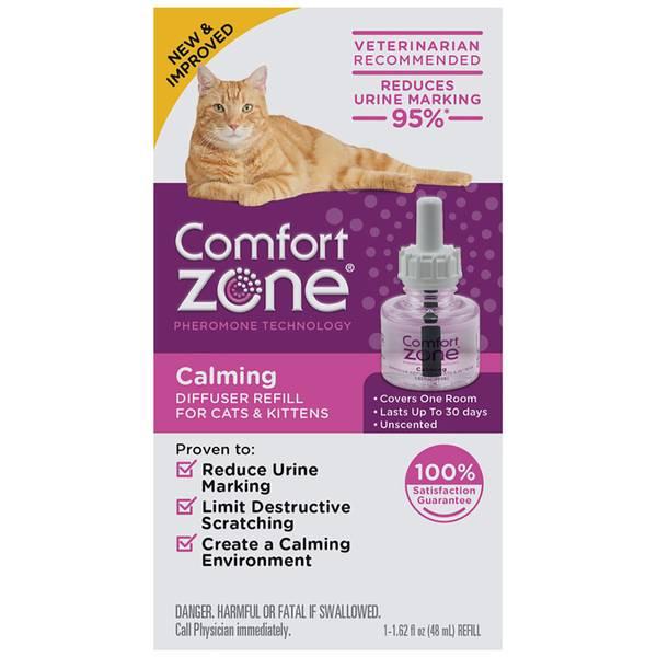 Comfort Zone Cat Calming Refill