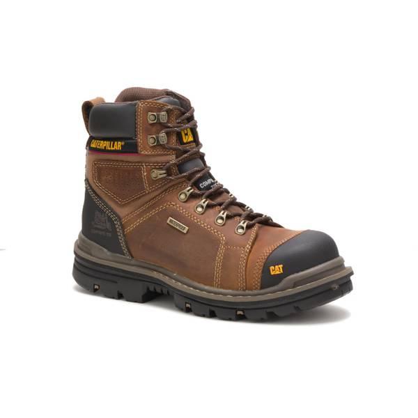 """Men's Hauler 6"""" Waterproof Composite Toe Work Boot"""