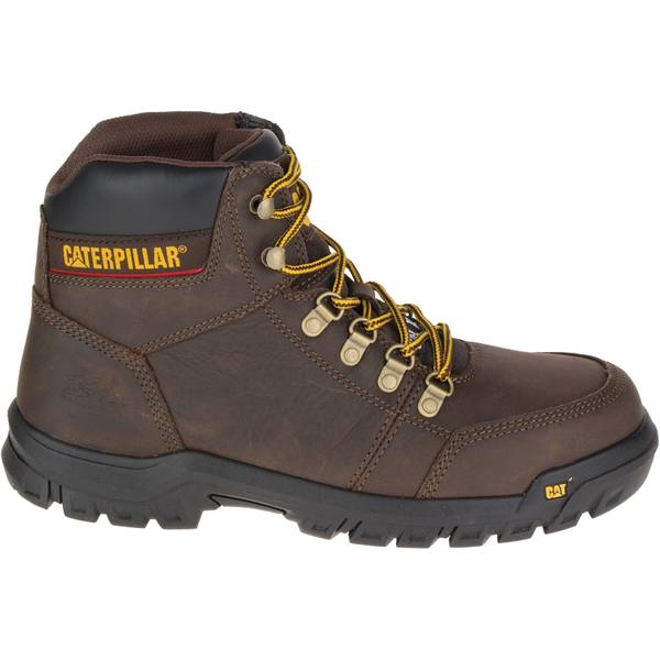 Men's Outline Steel Toe Boot