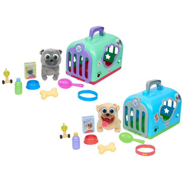 Puppy Dog Pals Groom And Go Pet Carrier Assortment