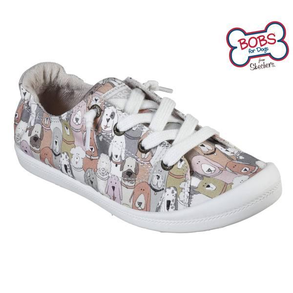 b299eb8c5 Skechers Women's BOBs Beach Bingo Dog Party Shoes
