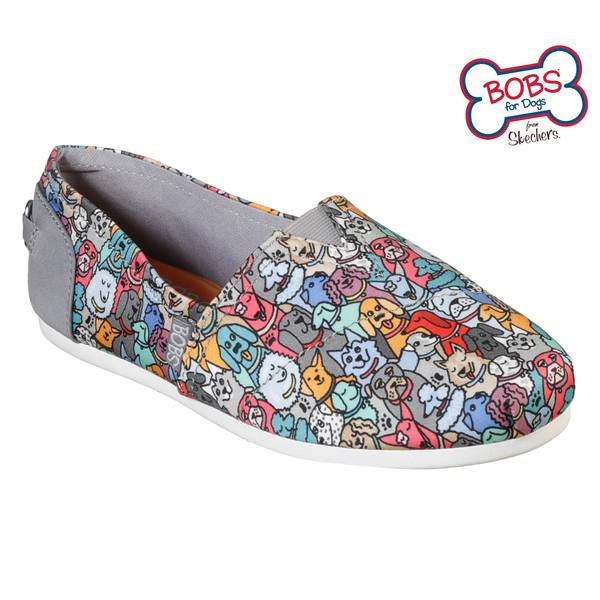 00cd4621bfffd Women's BOBs Plush Woof Party Shoes