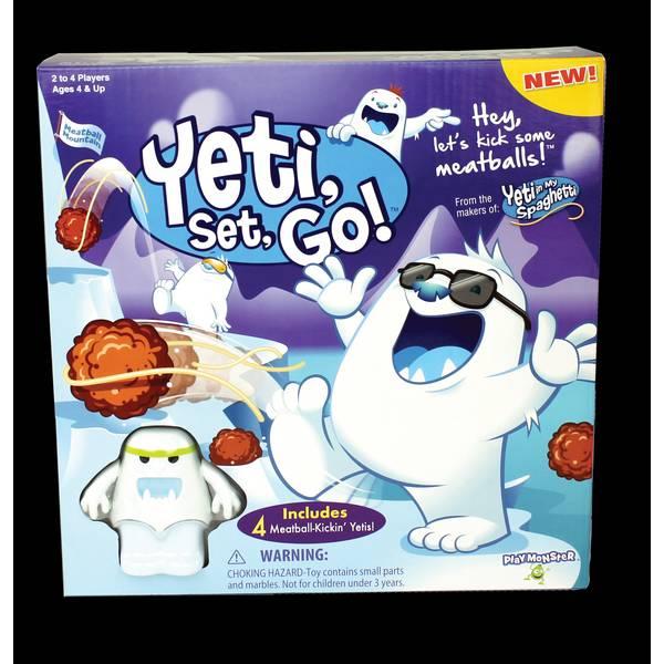 Yeti, Set, Go! Game