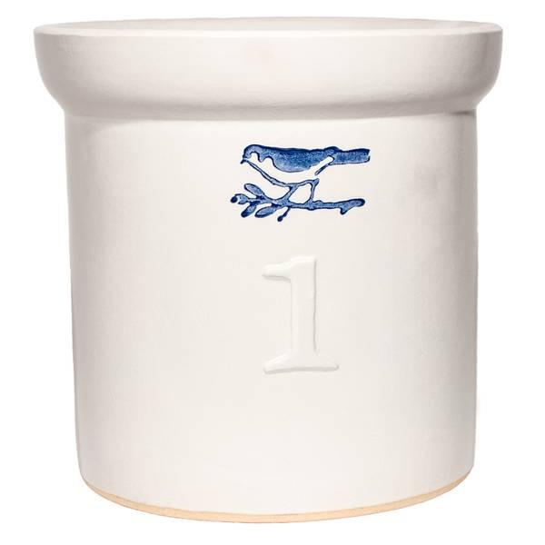 1 Gallon Burley Clay Crock