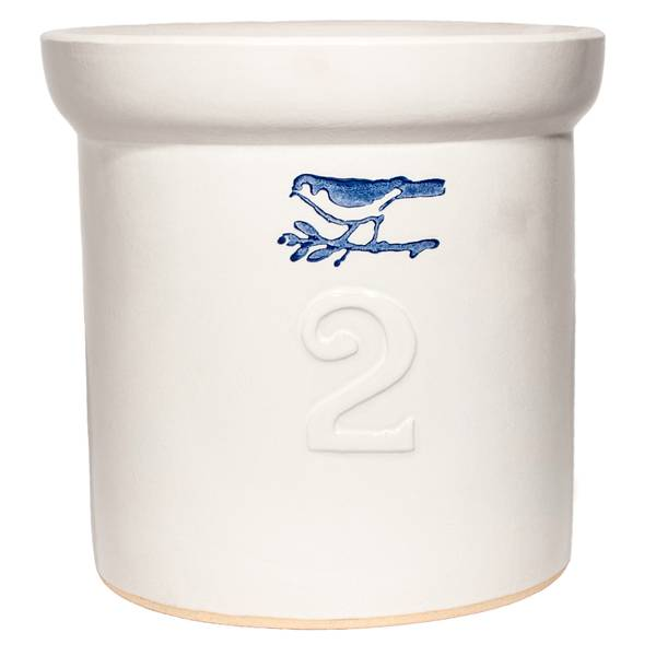 2  Gallon Burley Clay Crock
