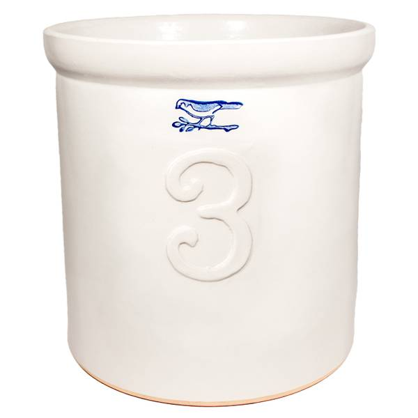 3  Gallon Burley Clay Crock