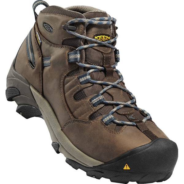 Men's Detroit Mid Soft Toe Boots
